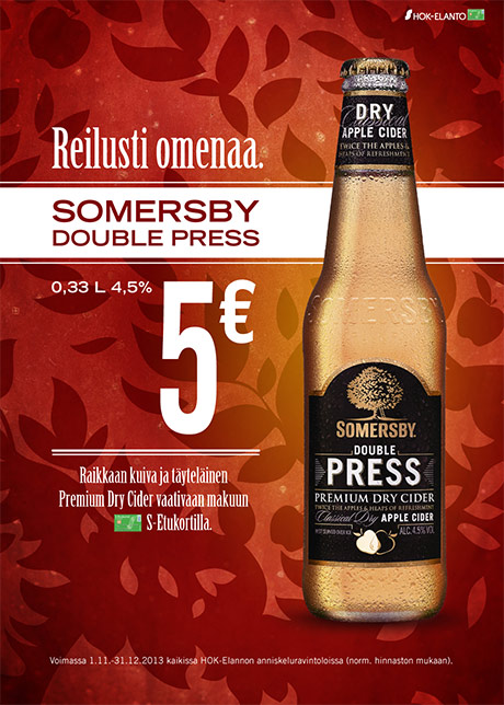 Somersby_Double_Press